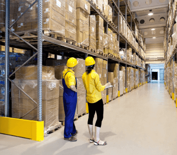 Warehousing - Ben Federico - A Freight Forwarding Company from Miami